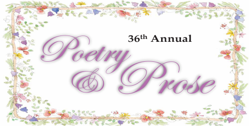 Poetry And Prose Logo